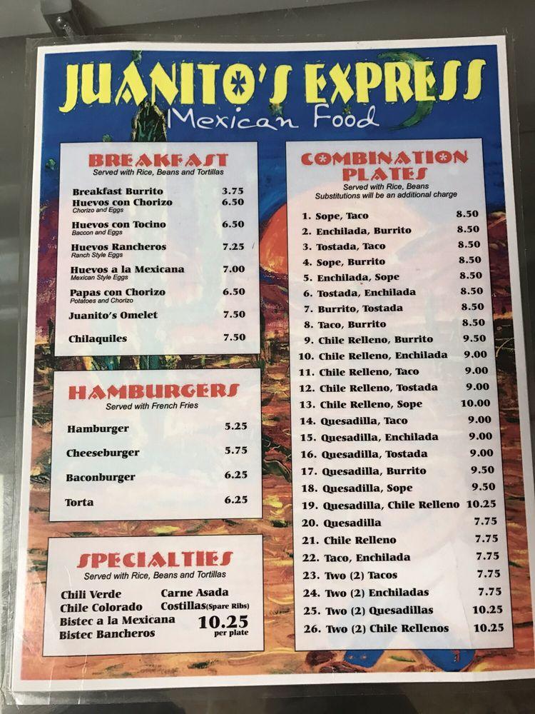 Juanito's Express