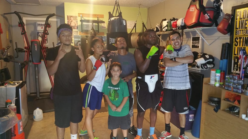 Bang Boxing Gym: 855 N Park Ave, Orlando, FL