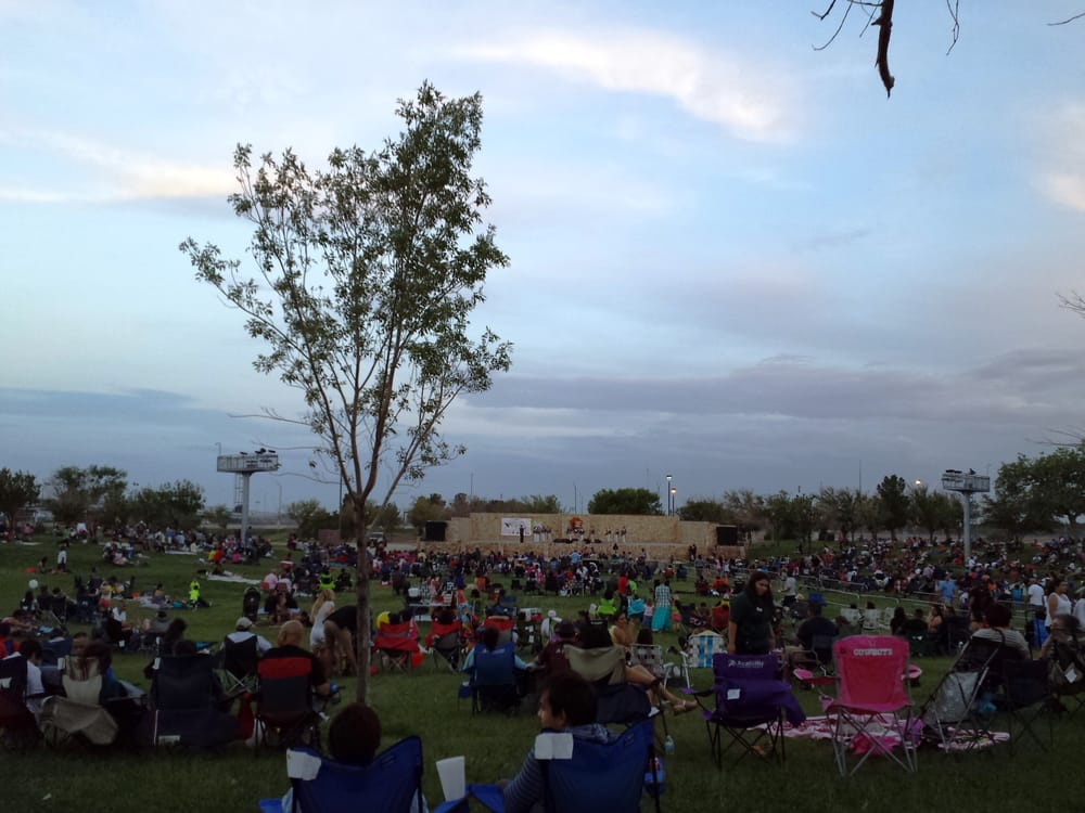 Music Under the Stars: 800 S San Marcial St, El Paso, TX