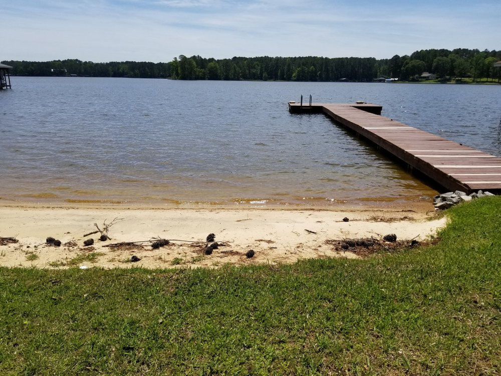 Story Properties Lake Gaston Real Escape: 1876 Eaton Ferry Rd, Littleton, NC