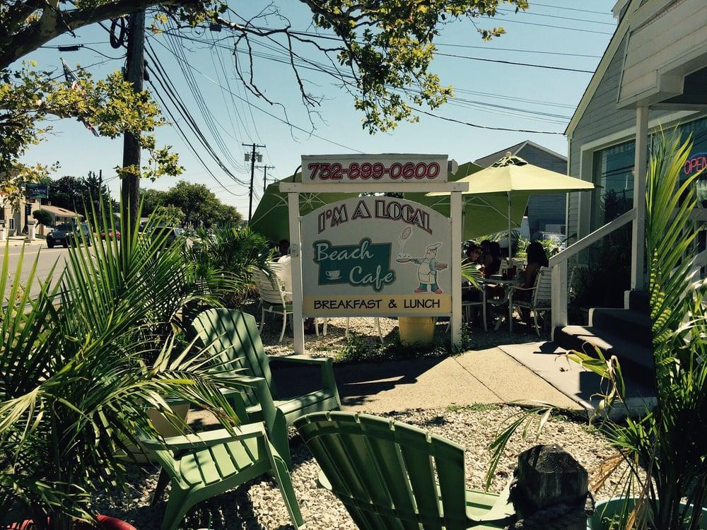 I M A Local Beach House Cafe Point Pleasant Beach Nj