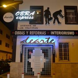 Dearte dise o de interiores avenida los teatinos 1 for Diseno de interiores sevilla