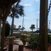 View From Photo Of Gulf Motel Mexico Beach Fl United States