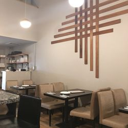 Photo Of Sichuan Kitchen Portland Me United States Seating