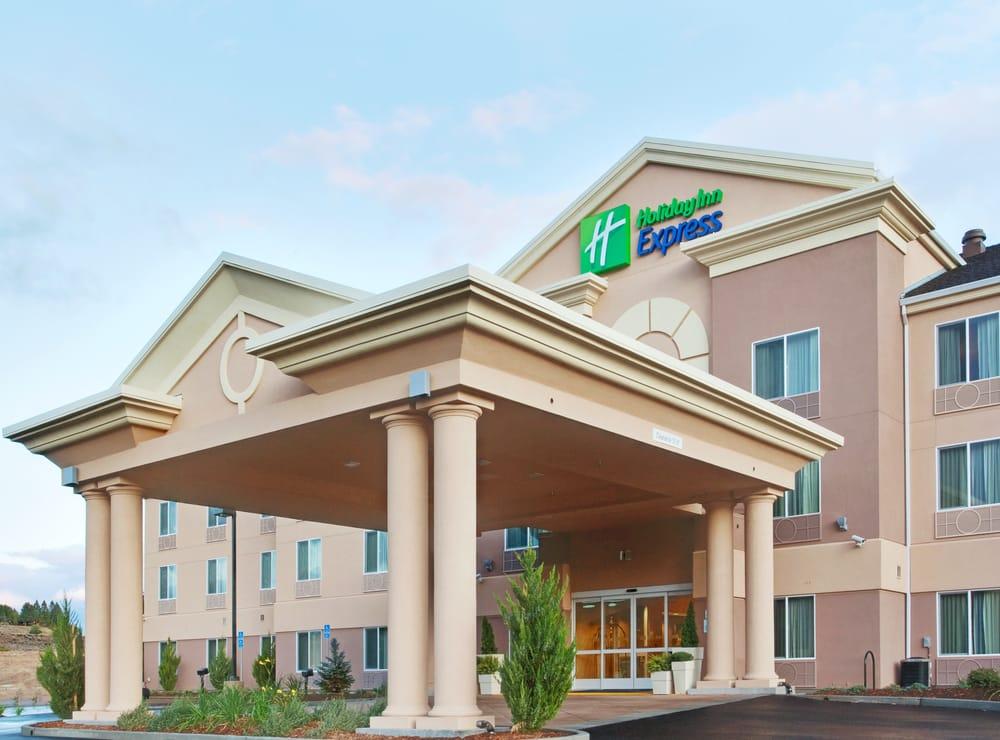 Holiday Inn Express Yreka-Shasta Area: 707 Montague Rd, Yreka, CA
