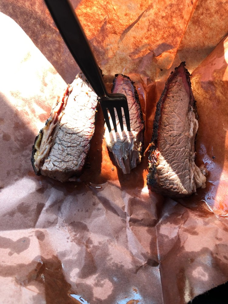 Food from Federal Hill Smokehouse