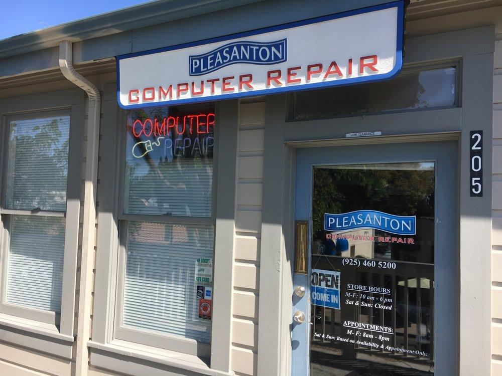 Pleasanton Computer Repair