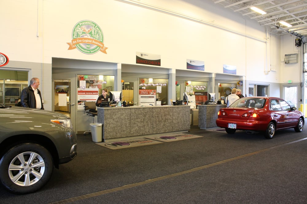 Photo Of Wilsonville Toyota Or United States Carpeted Service