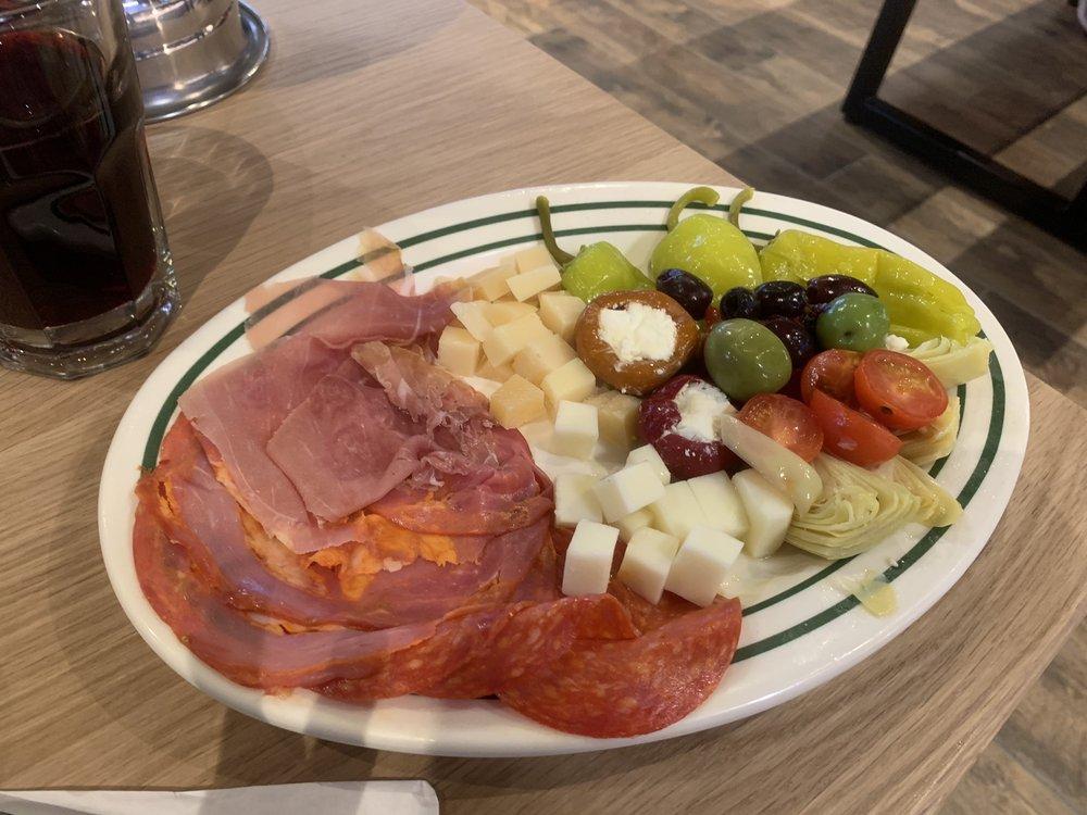 Tony C's Pizza & Beer Garden: 3800 E Palm Valley Blvd, Round Rock, TX