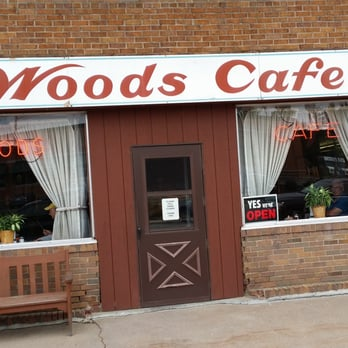 Photo Of Woods Cafe Woodruff Wi United States