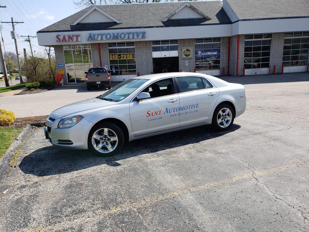 Sant Automotive: 8720 Watson Rd, Saint Louis, MO