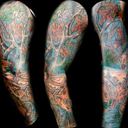 cf84793a8 Touch Of Grey Tattoos - 19 Photos - Tattoo - 911 Charlotte Hwy ...