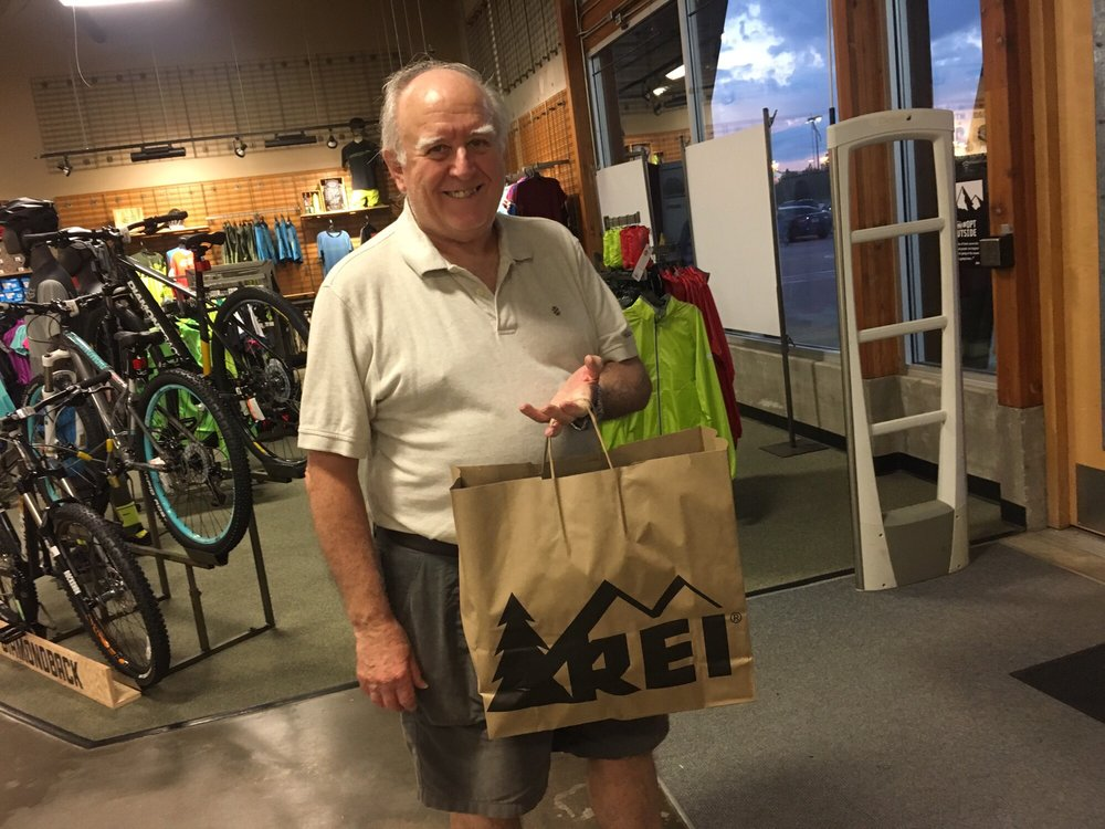 REI: 17717 Tomball Pkwy, Houston, TX