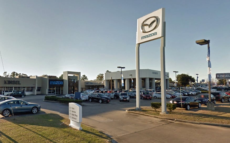Kinsel Mazda: 6140 Eastex Fwy, Beaumont, TX