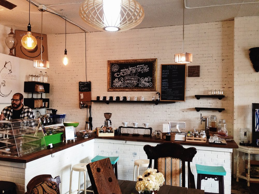 Vita Luna - Now Framework Coffee