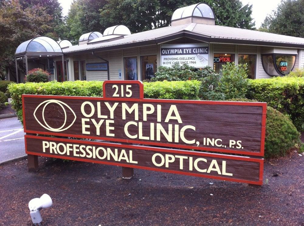 Olympia Eye Clinic Inc P S 10 Reviews Optometrists