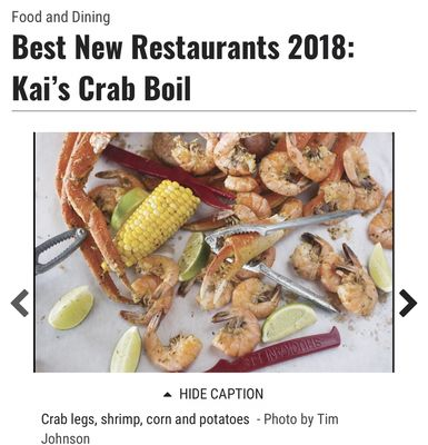 Kai's Crab Boil - 286 Photos & 336 Reviews - Seafood - 839