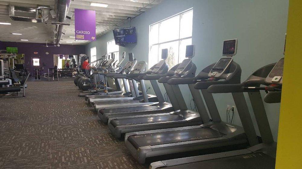Anytime Fitness: 51 B N Brown St, Rhinelander, WI