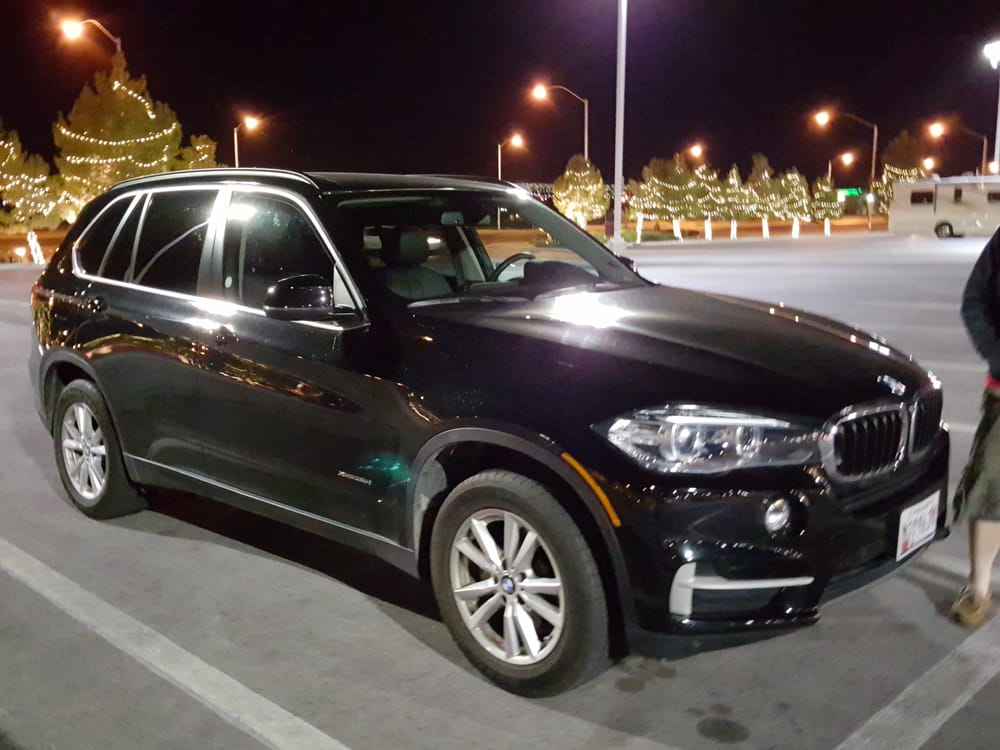 Reserved A Bmw 529i Received A Loaded Bmw X5 Score Yelp