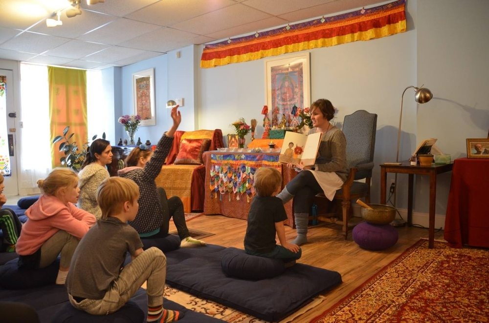 Songtsen Gampo Buddhist Center of Cleveland