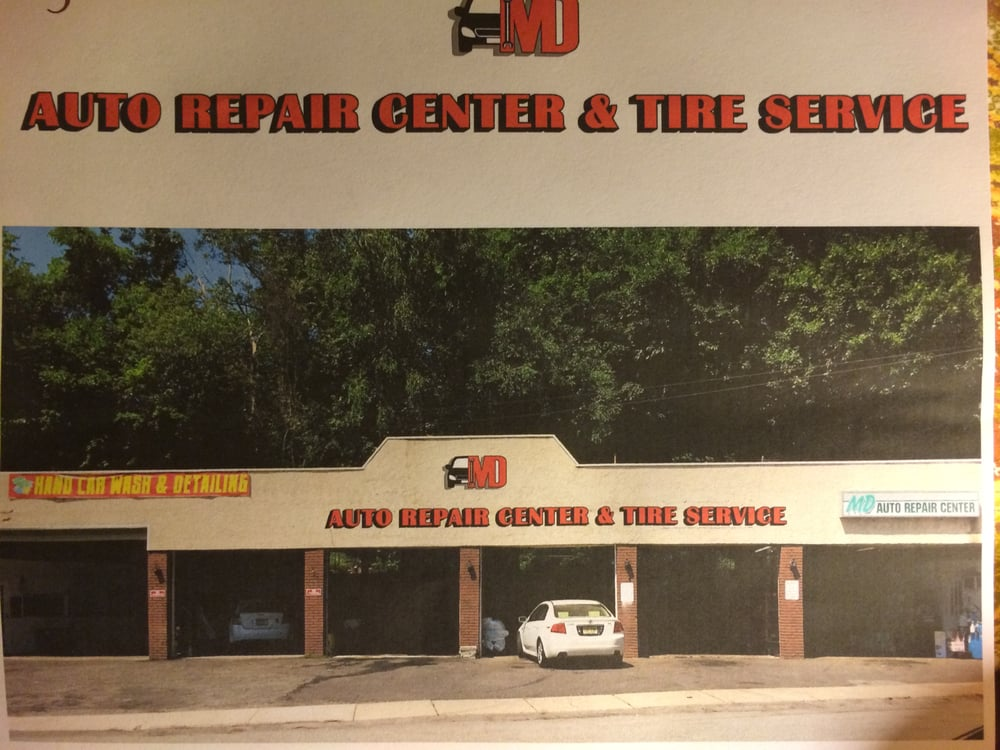 Md auto garages 1163 main st boonton nj united for Garage md auto