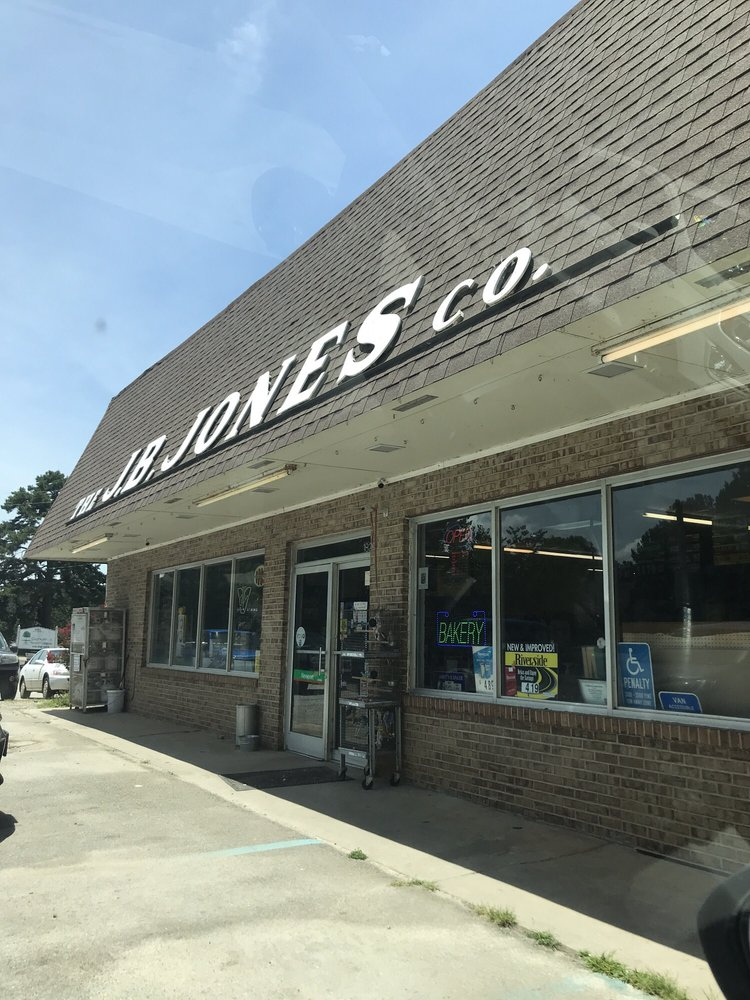 J. B Jones Company and Bakery: 1823 Blackridge Rd, La Crosse, VA