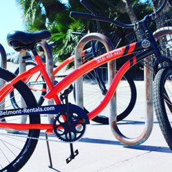 Photo Of Mission Beach Als At Belmont San Go Ca United States Cruiser Bikes