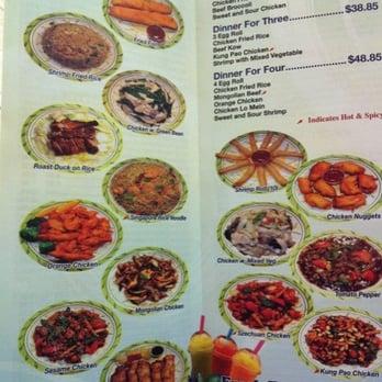 Palos Park Chinese Food