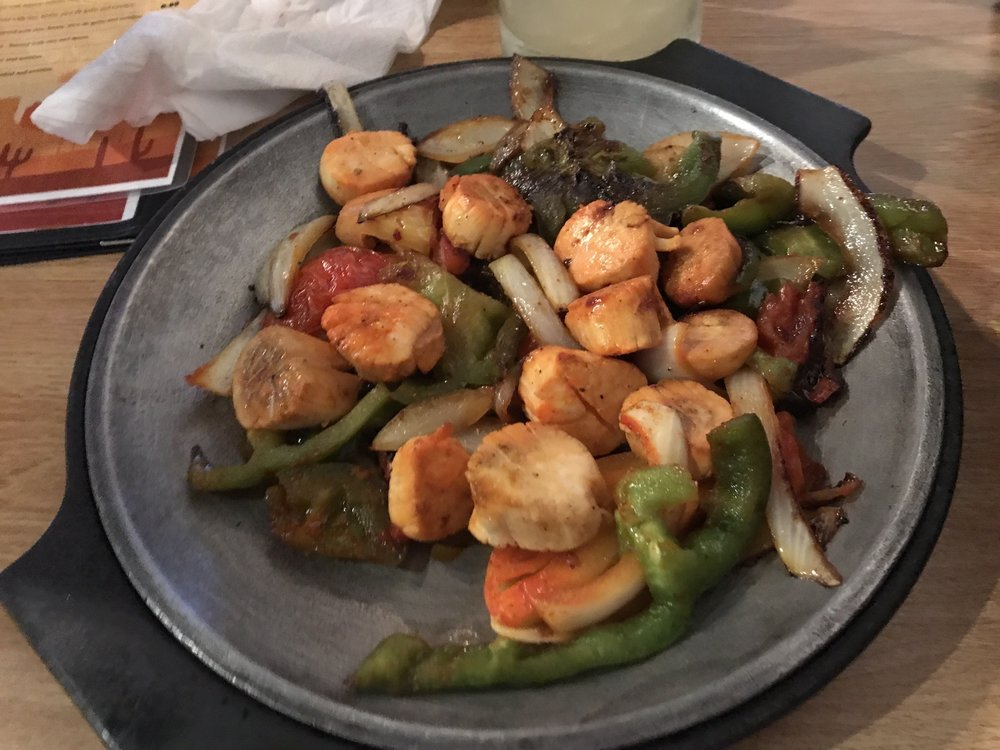 La Cieva Mexican & Seafood Restaurant: 1010 West Fort Macon Rd, Atlantic Beach, NC