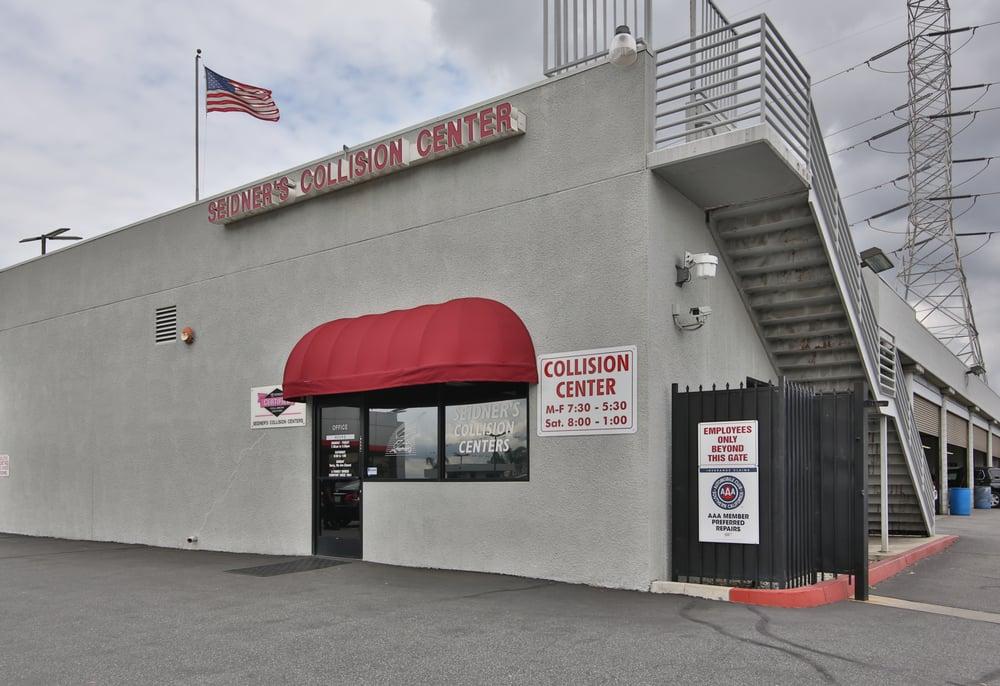 Collision Repair Shops Near Me >> Seidner's Collision Center - 18 Photos & 127 Reviews - Body Shops - 1949 Auto Centre Dr ...