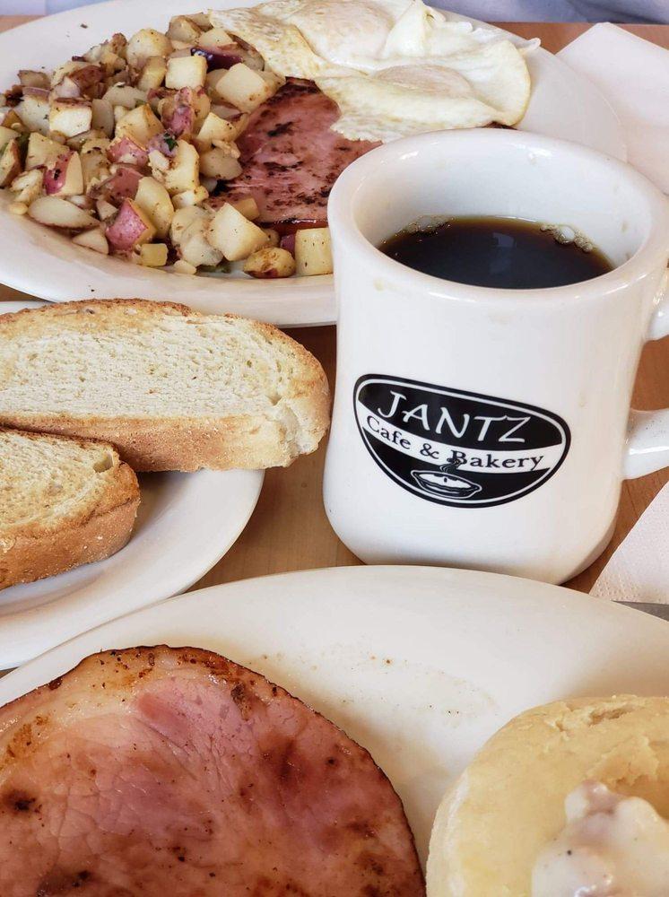Jantz Cafe & Bakery: 3361 G St, Merced, CA