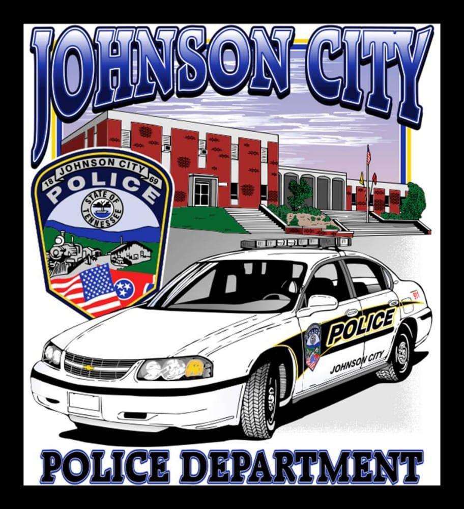 Johnson City Police Department: 601 E Main St, Johnson City, TN