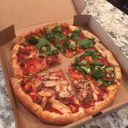Photo Of Umbria Pizzeria Bloomington Mn United States Leftovers From Our Awesome