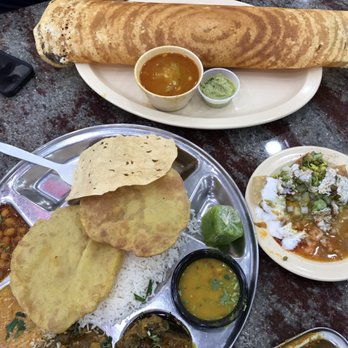 Thali Indian Restaurant Decatur Ga