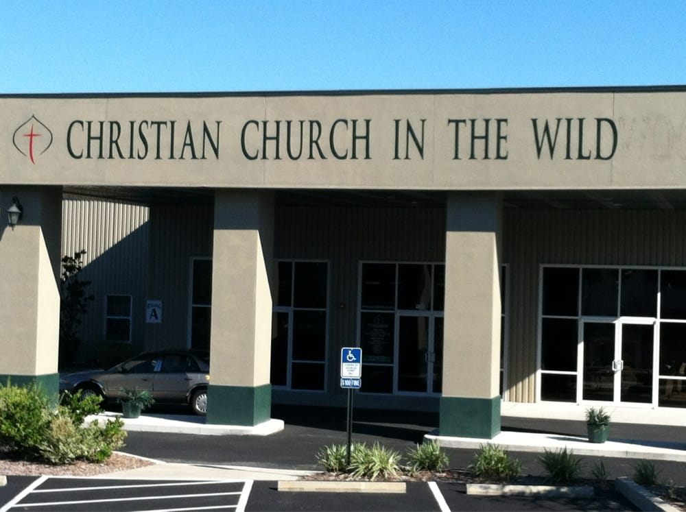 Christian Church In the Wildwood: 10051 Country Rd, Weeki Wachee, FL