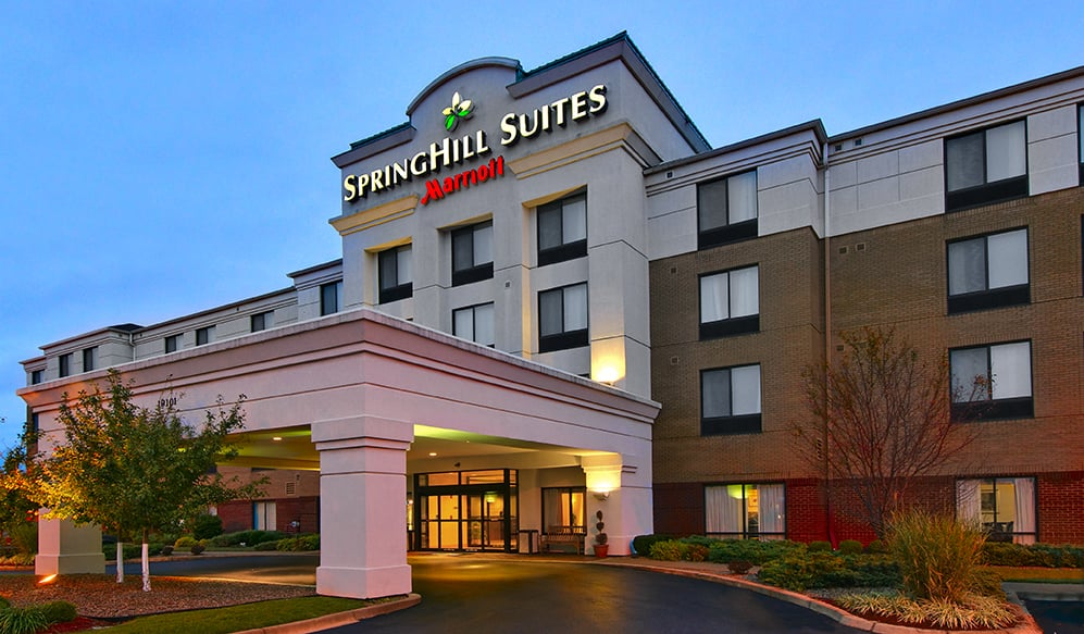 SpringHill Suites Louisville Hurstborne/North: 10101 Forest Green Boulevard, Louisville, KY