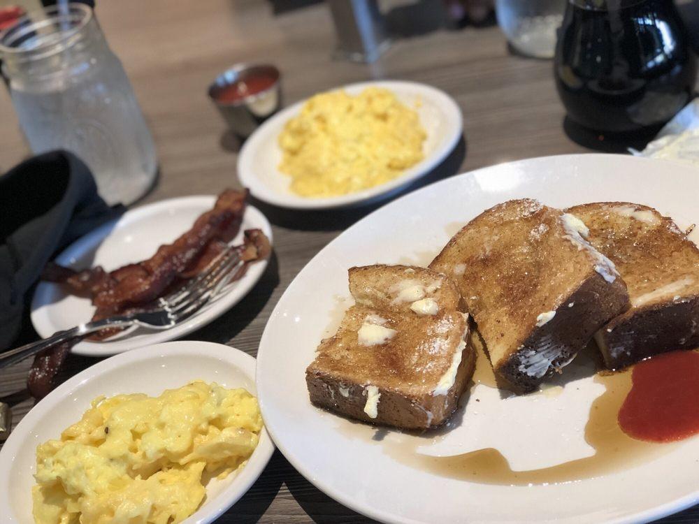 Food from Brick & Spoon Tuscaloosa