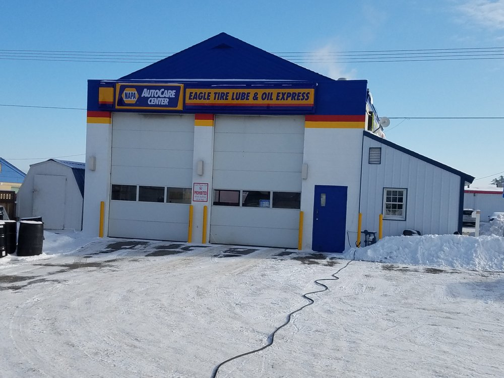 Eagle Tire Oil & Lube Express