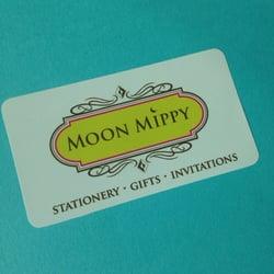 Moon Mippy Stationery & Invitations logo
