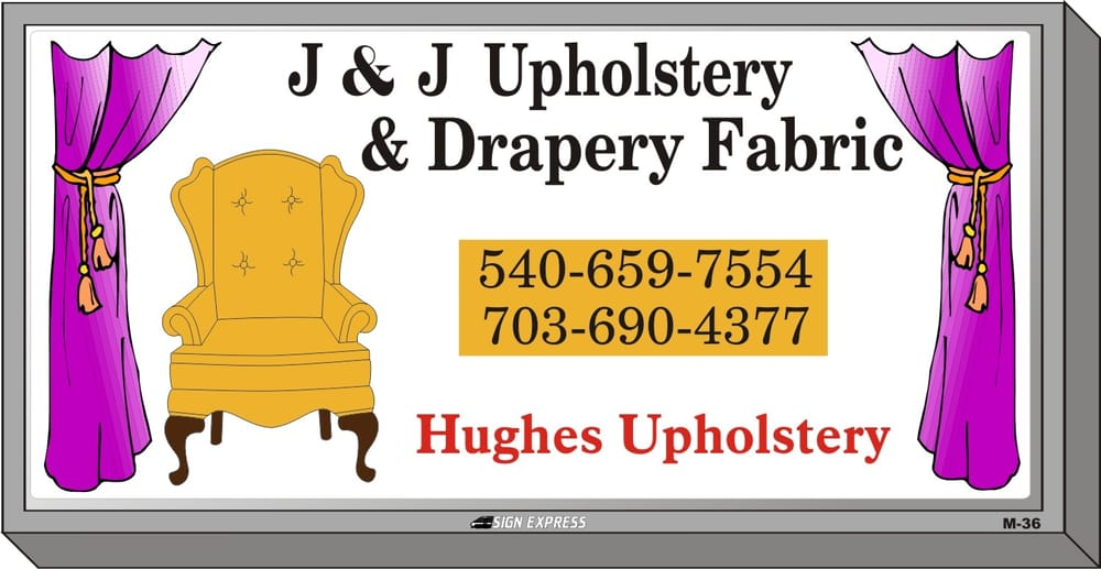 J & J Upholstery and Drapery Fabric