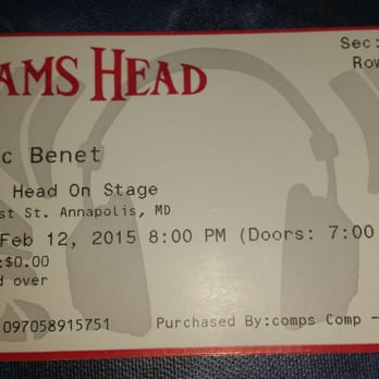 Rams Head On Stage Check Availability 65 Photos 96