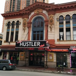 The hustler club baltimore