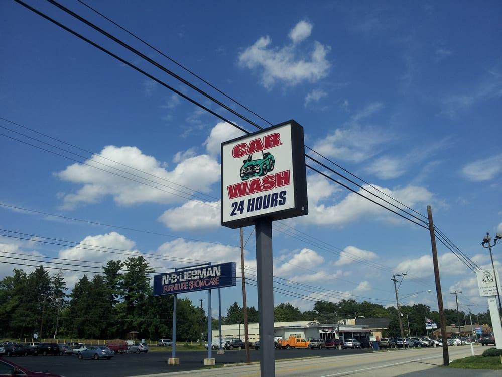 Car Wash Mechanicsburg Pa