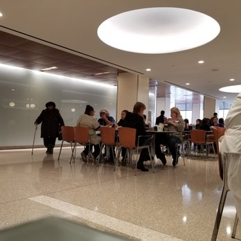Photo Of Tisch Cafeteria   New York, NY, United States. Inside