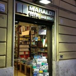 Foto su libreria maraldi yelp for Libreria online libri usati