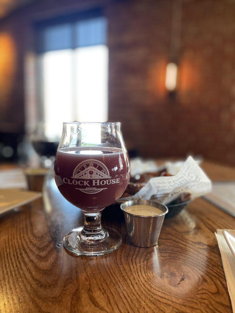 Clock House Brewing: 600 1st St SE, Cedar Rapids, IA