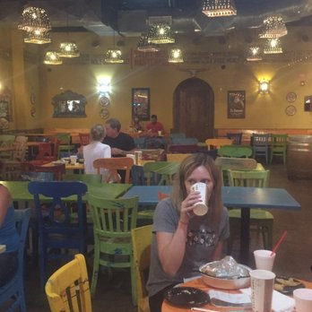 Cafe Rio Mexican Grill St George Ut