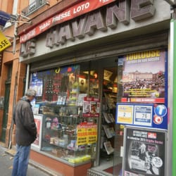 Le Havane Bureaux de tabac 62 boulevard de Strasbourg Jeanne