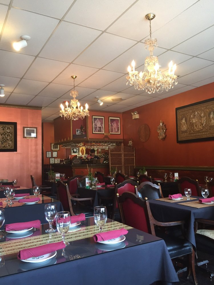 Thai Food Downtown Naperville
