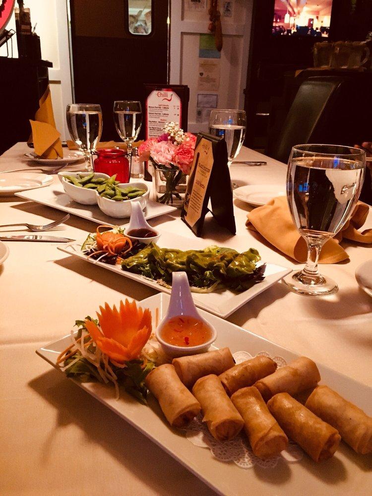 Sweet Chilli Thai Cuisine: 312 Park Rd, West Hartford, CT